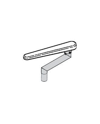 Поворотный рычаг Comel AKN-04C для столов серии BR/A-S, BR/A-RS арт. ТМ-480-1-ТМ0652982