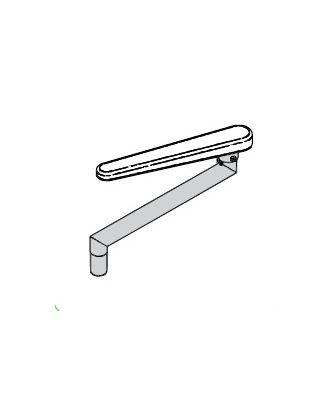 Поворотный рычаг Comel AKN-04D для столов серии MP/A-S, MP/A-RS, MP/A-R арт. ТМ-481-1-ТМ0652983