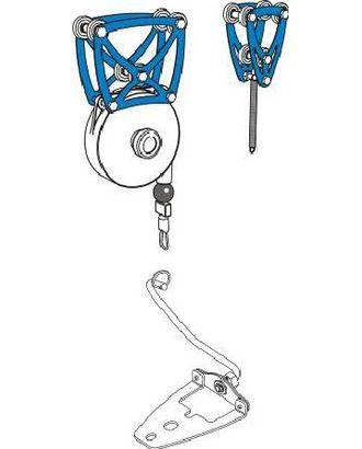 Подвесное устройство для утюгов AKN-11 арт. ТМ-483-1-ТМ0652985