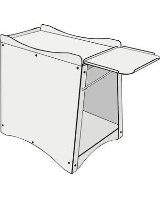 Подставка для автоматического пресса Comel AKN-02D арт. ТМ-487-1-ТМ0652990