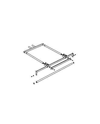 Подставка для подвеса утюга AKN-10D для столов снрии MP/A-R, MP/A-S и MP/A-RS. арт. ТМ-491-1-ТМ0652995