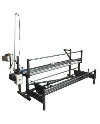 Промерочно-перемоточная машина HFP-2-1800/R (с ручной отрезной линейкой) арт. ТМ-528-1-ТМ0653106