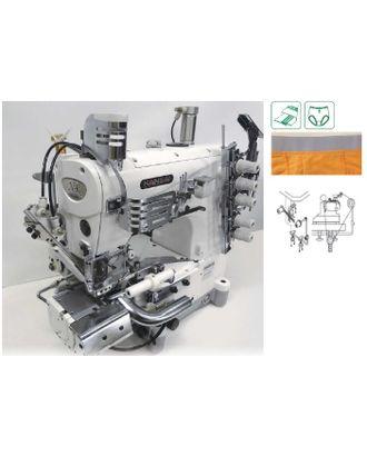 Промышленная швейная машина Kansai Special NR-9803GPEHK/UTA 1/4(6,4) GD60-9-KR-220 арт. ТМ-4947-1-ТМ0653507