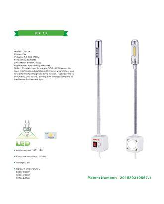 Лампа  DS-1K (2W регулировка яркости) арт. ТМ-2983-1-ТМ0668739
