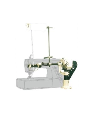 MDL 30-2 Механическое устройство подачи тесьмы (до 2 дюймов) с постоянным натяжением. (плоскошовка) арт. ТМ-1221-1-ТМ0693092