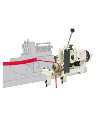 """PK-SP Пуллер для оверлока с верхним и нижним приводными роликами. (изготовление """"спагетти"""") арт. ТМ-1233-1-ТМ0693104"""