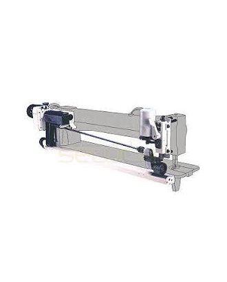 PT-L Пуллер с верхним и нижним приводными роликами для тяжелых материалов. (длиннорукавный) арт. ТМ-1243-1-ТМ0693114