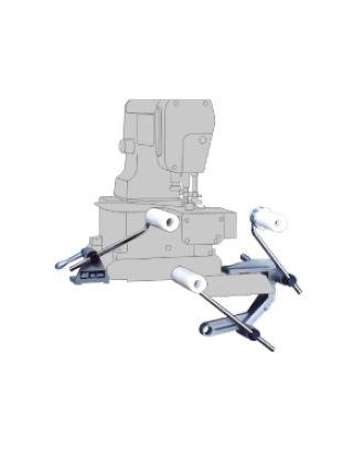 RTF Механические ролики растяжения (3 ролика) арт. ТМ-1249-1-ТМ0693120