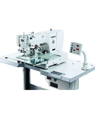 Автоматизированная машина для настрачивания деталей по контуру Brother BAS-326G арт. ТМ-1507-1-ТМ0719894