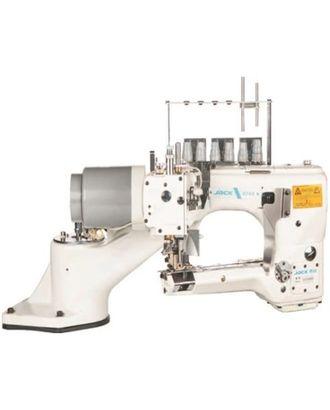 Промышленная швейная машина JACK JK-8740-460-02/D/UT/AW1S (флэтлок) арт. ТМ-4895-1-ТМ0739828